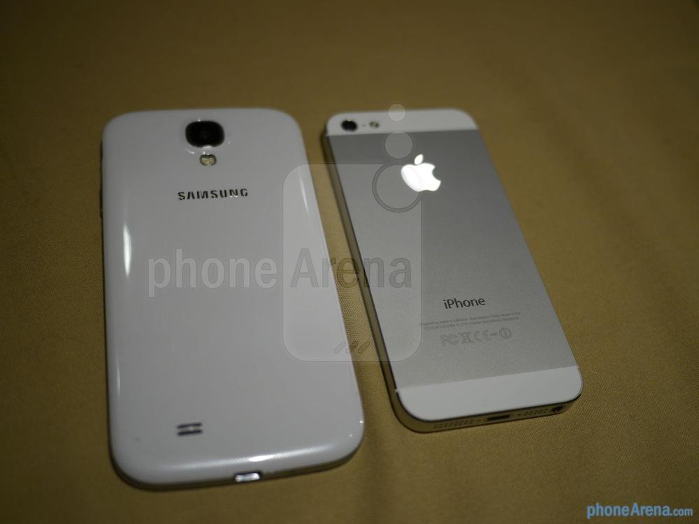 Samsung galaxy s 4 iphone 5 17