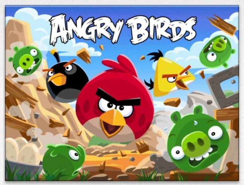 Rovio、「Angry Birds」をApp Storeで無料配信中