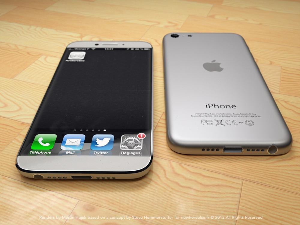 Apple、2014年に大型ディスプレイを搭載したiPhoneやRetina対応のMacBook Airをリリースする!?