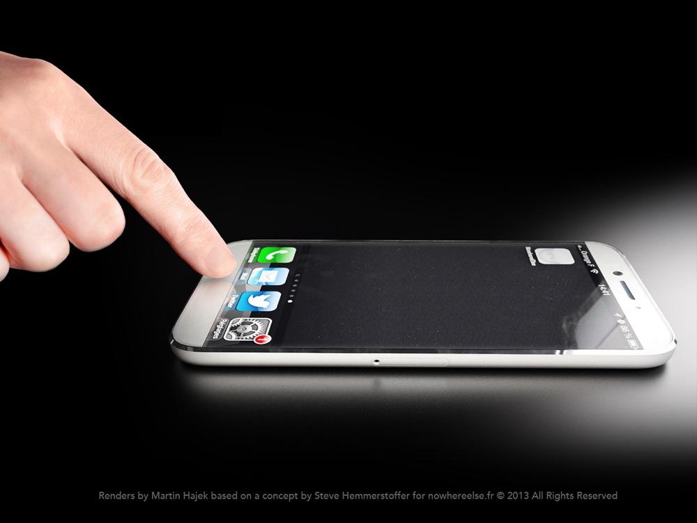 Iphone6 blanc click