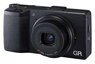 ペンタックスリコー、コンパクトデジタルカメラ「GR」を2013年5月24日に発売