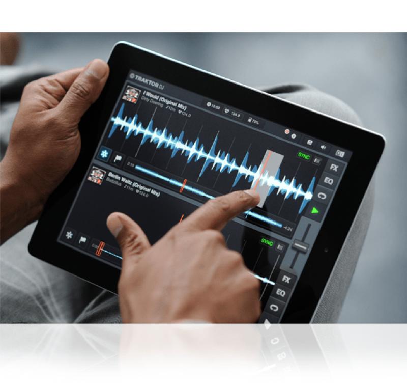 「Traktor DJ for iPad」を使ったDJ講座 (2回目)