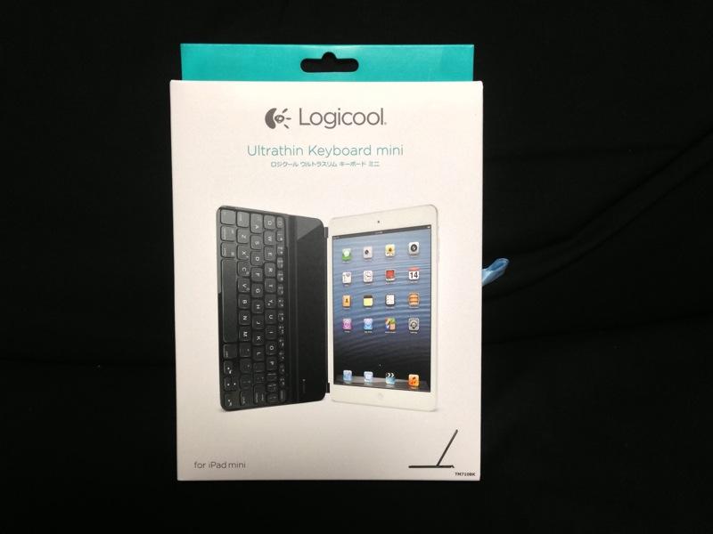 「iPad mini」向けBluetoothキーボード、「Logicool Ultrathin Keyboard mini」を試してみた
