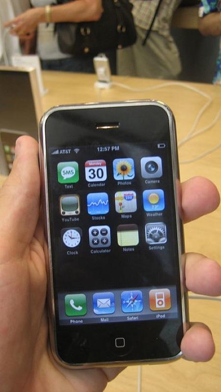 Intel、初代「iPhone」へのチップ供給を見送っていた