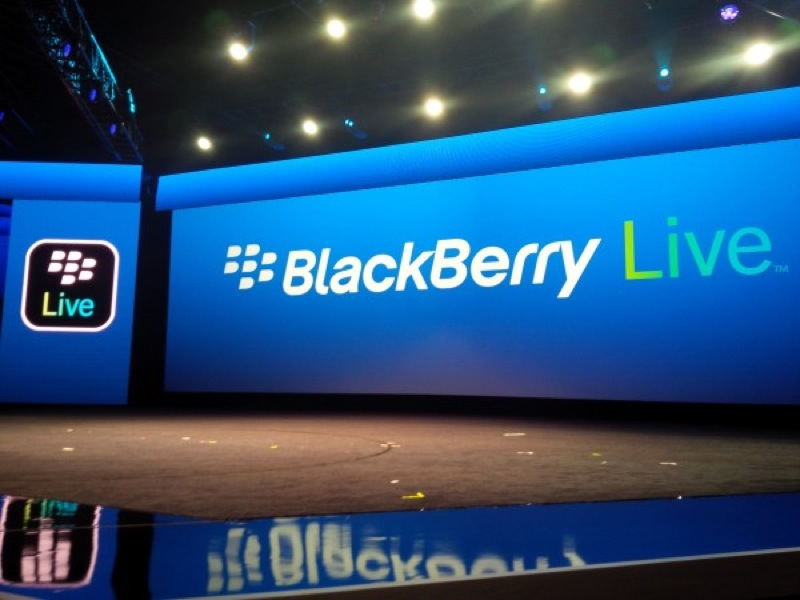 Blackberrylive