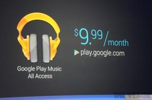 Google、定額制音楽ストリーミングサービスを開始すると発表