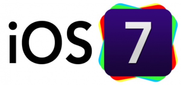 IOS 7 logoa