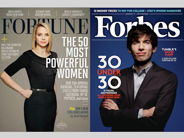 Marissa mayer david karp