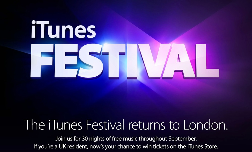 Itunesfestivalinlindon