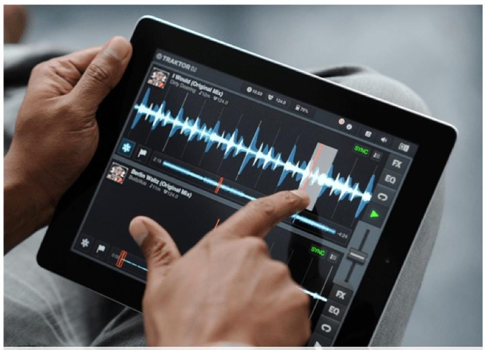 「Traktor DJ for iPad」を使ったDJ講座 (3回目)