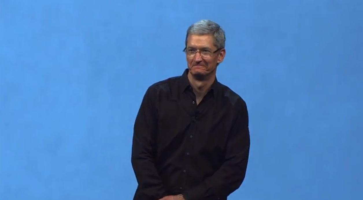 Apple、YouTube公式チャンネルに「WWDC 2013」の基調講演を模様を公開