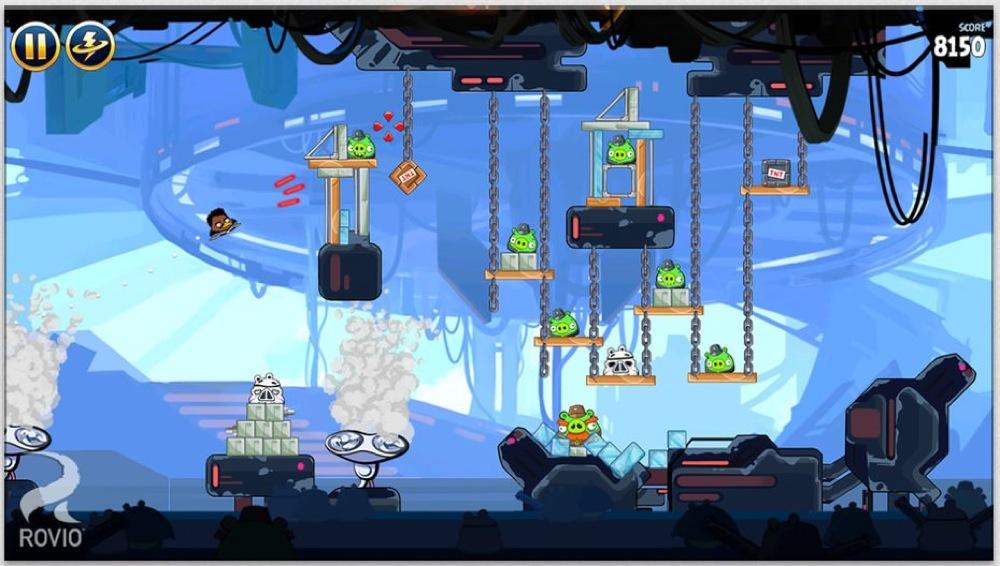 Apple、「今週のApp」として「Angry Birds Star Wars」を無料で配信中
