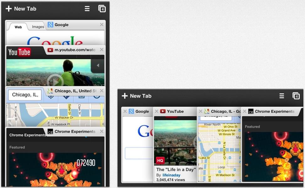 Google、 iPadでの全画面表示や音声検索の機能強化をしたiOSアプリ「Chrome 28.0.1500.12」リリース