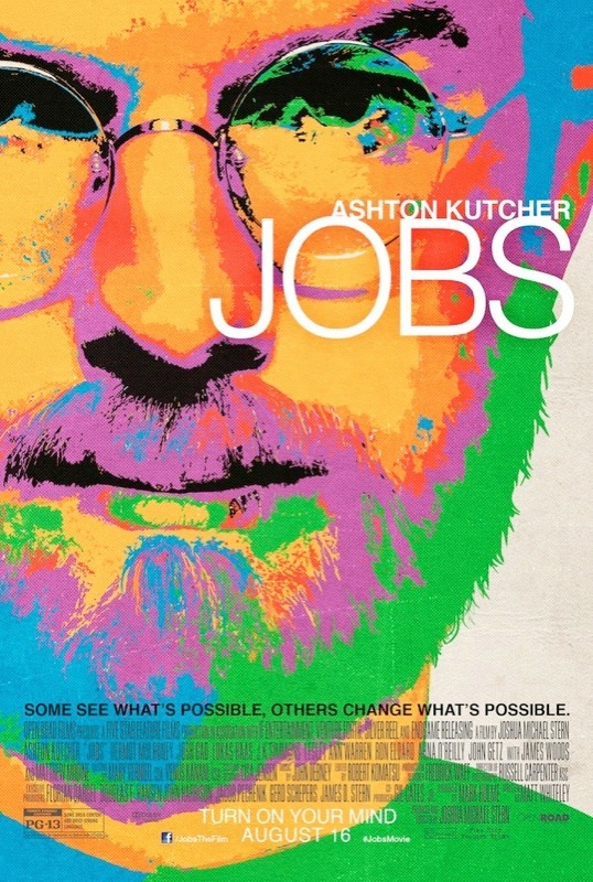 映画「JOBS」のポスターが公開される