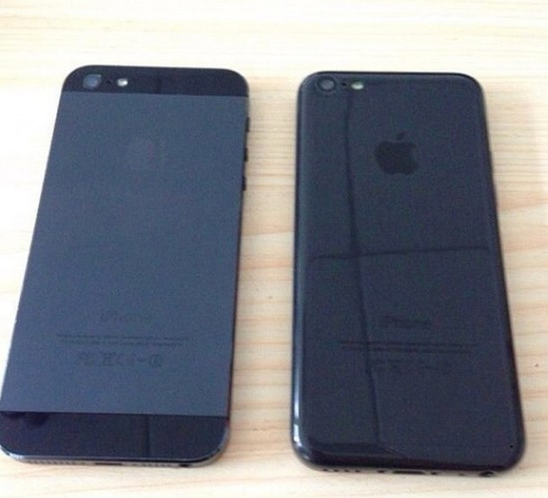 Black iPhone 5C