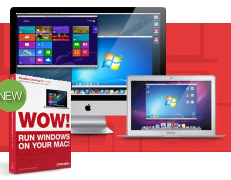 Parallels、「Parallels Desktop 9 for Mac」リリース