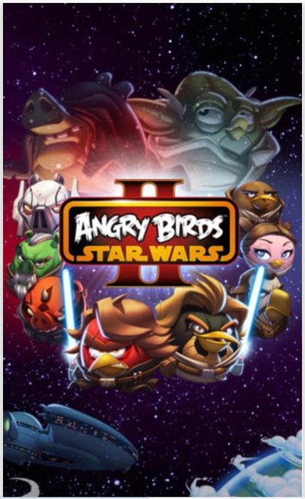 Rovio、スターウォーズとのコラボ第2弾「Angry Birds Star Wars II」リリース