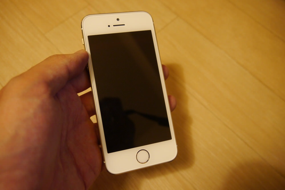 IPhone5s gold 05