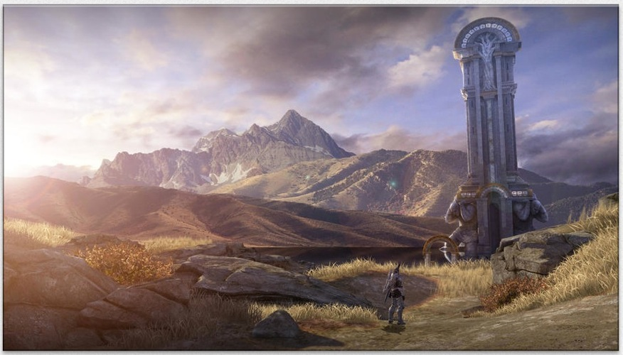 Chair Entertainment、Infinity Bladeシリーズ最新作「Infinity Blade III」リリース