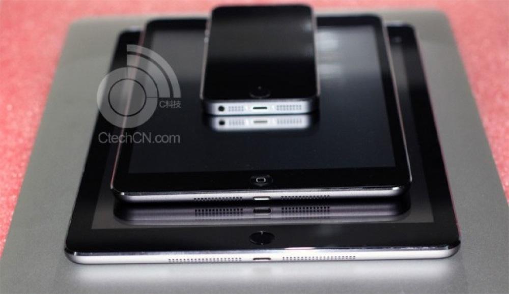 「iPad (第5世代)」には「Touch ID」とゴールドモデルは追加されない!?