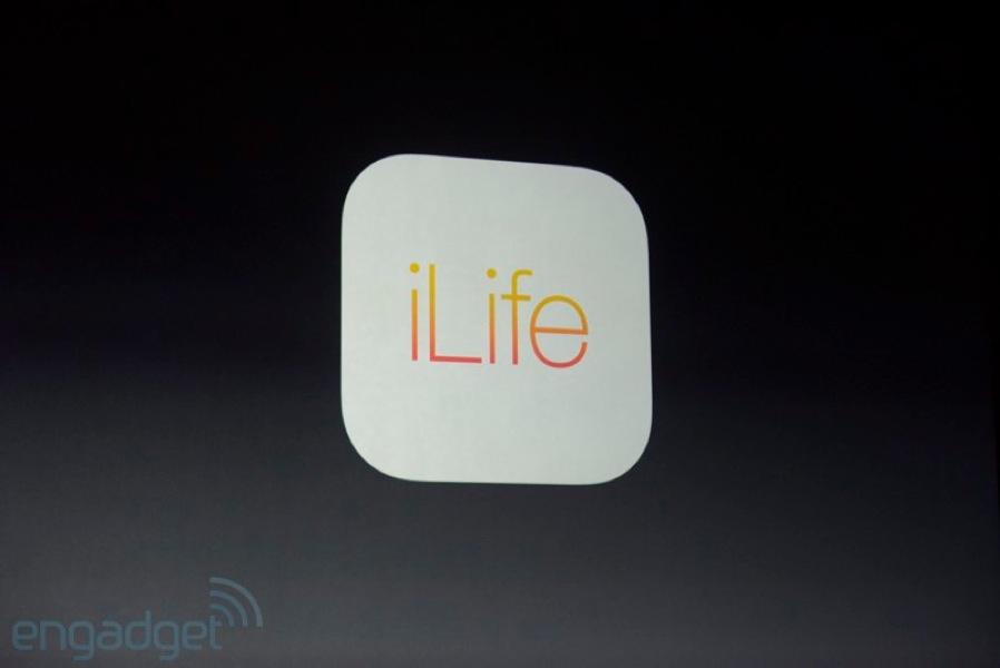 Apple、iOS、Mac向け「iLife」アプリをアップデート、本日より提供開始