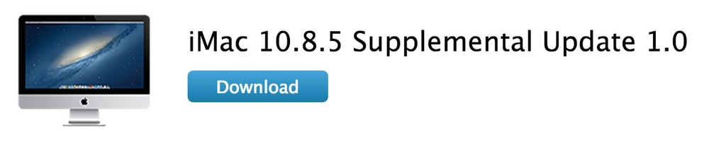Imac1085supplementalupdate