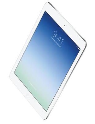 KDDI、「iPad Air」Wi-Fi+Cellularモデルを11月1日に発売すると発表