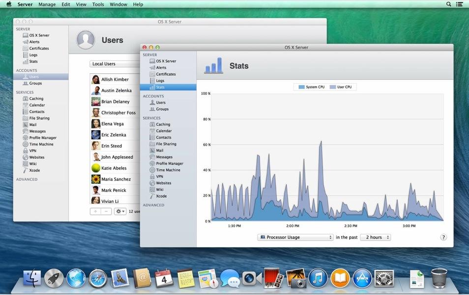 Apple、カレンダーサーバーの読み込みなどいくつかの問題などを改善・修正した「OS X Server 3.1.2」リリース
