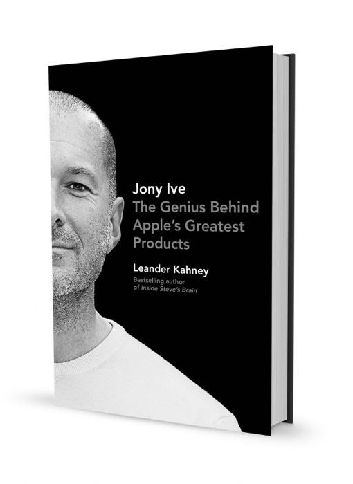 Cult of Mac、 Jonathan Ive氏についての書籍「Jony Ive」を11月14日に発売