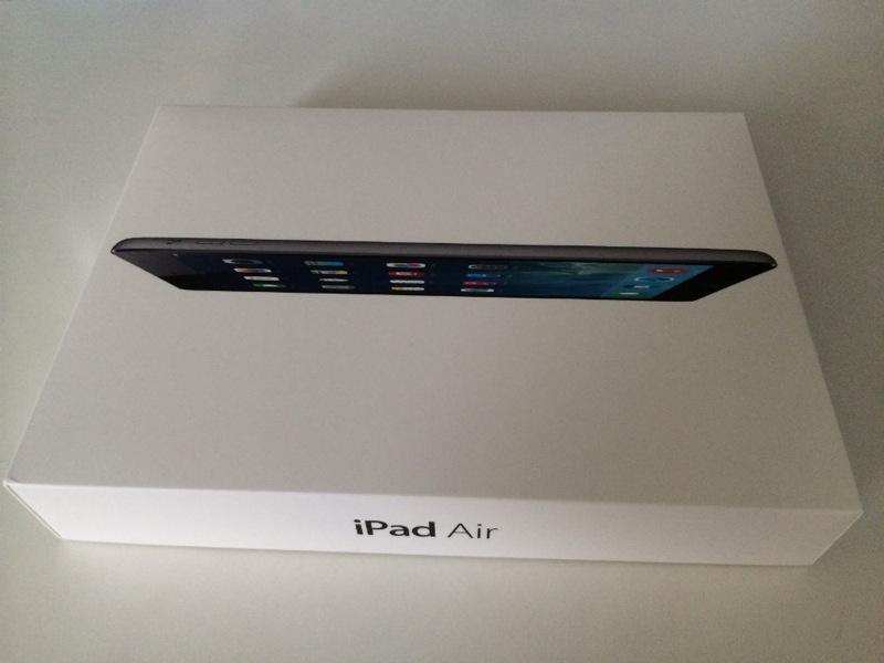 「iPad Air」ファーストインプレッション