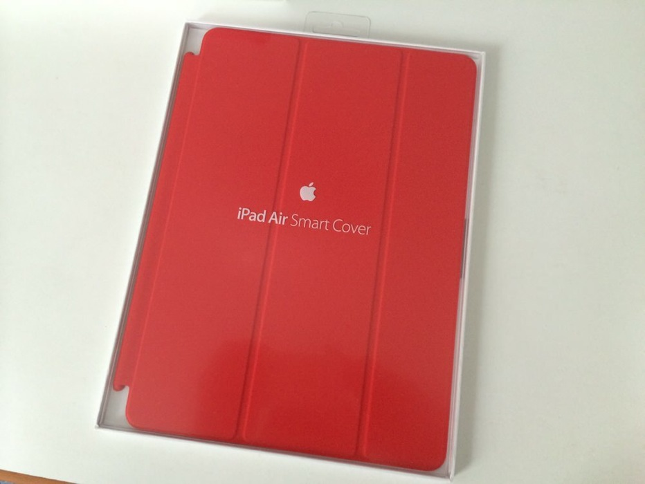 「iPad Air Smart Cover」をチェックしてみる