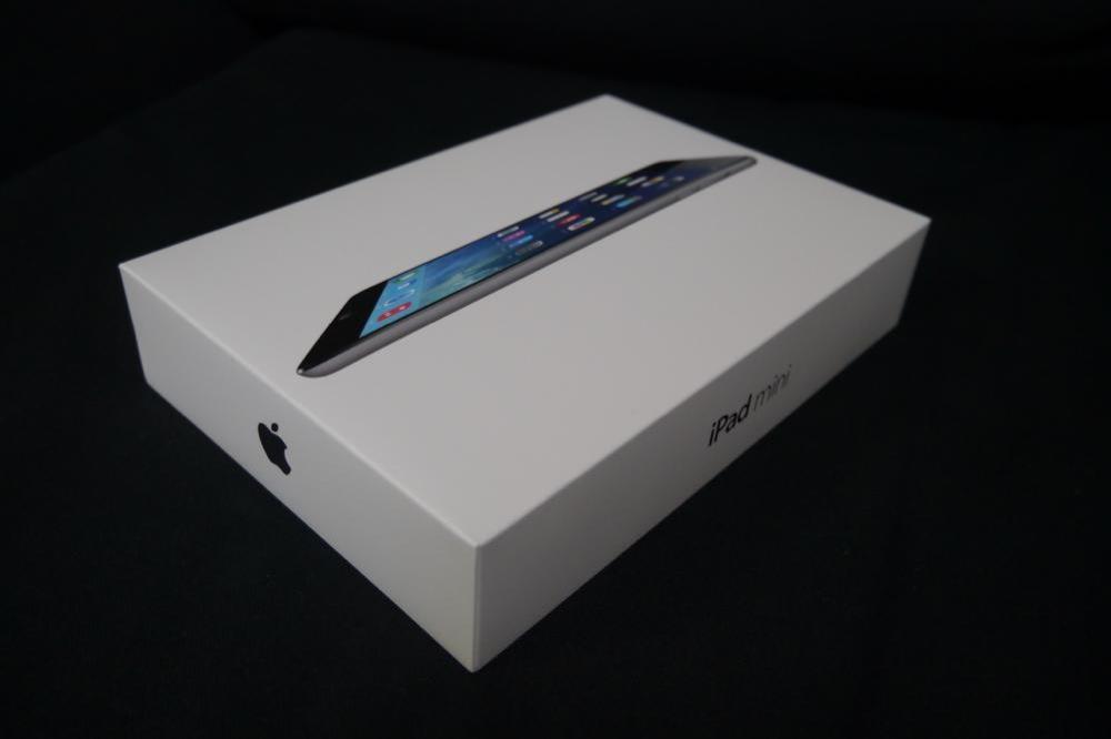 「iPad mini Retinaディスプレモデル」Wi-Fi+Cellular版をチェックしてみた