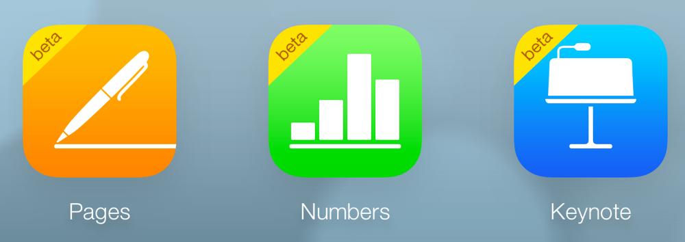Apple、「iWork for iCloud」に新機能を追加
