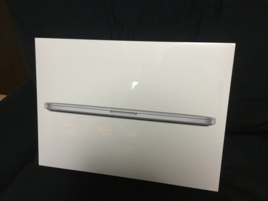 13インチ「MacBook Pro Retina display (Late 2013)」を購入してみた