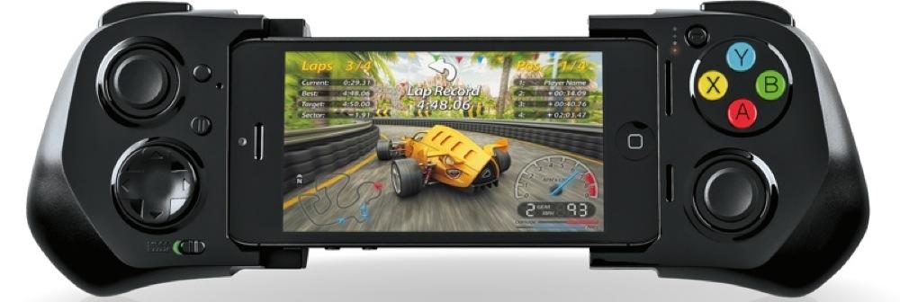 MOGA、iPhone向けゲームコントローラー「MOGA Ace Power」を発表
