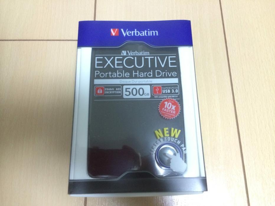 Freecom、Macでも使えるUSB 3.0対応ポータブルHDD「Verbatim Executive USB3.0」をチェック