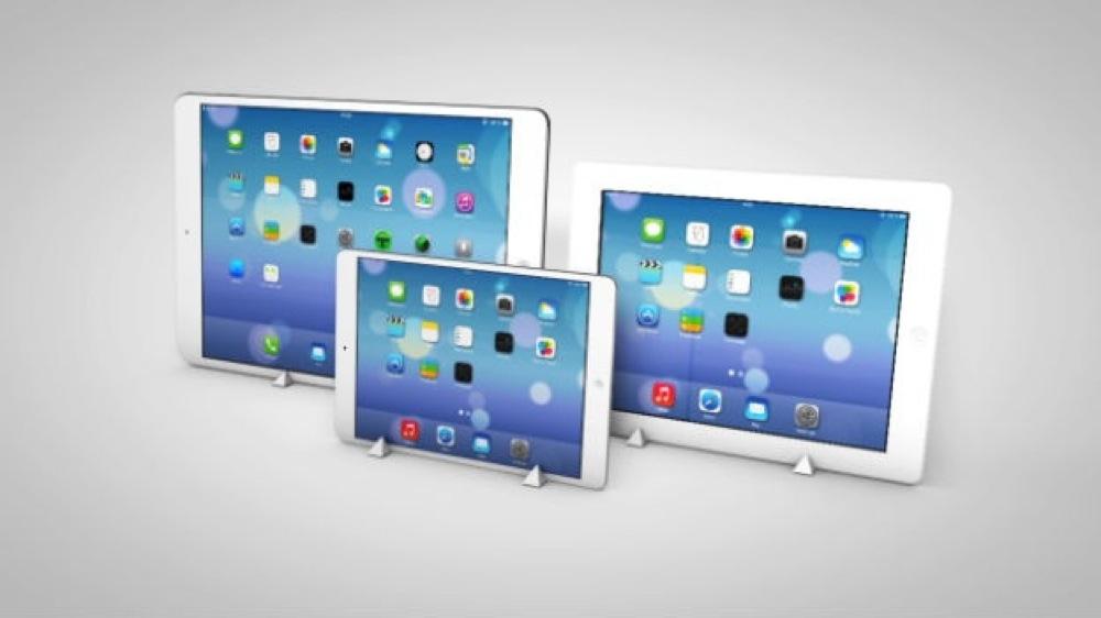 Apple、2014年10月に12.9インチ「iPad」をリリース!? 5月には大きな「iPhone」も??