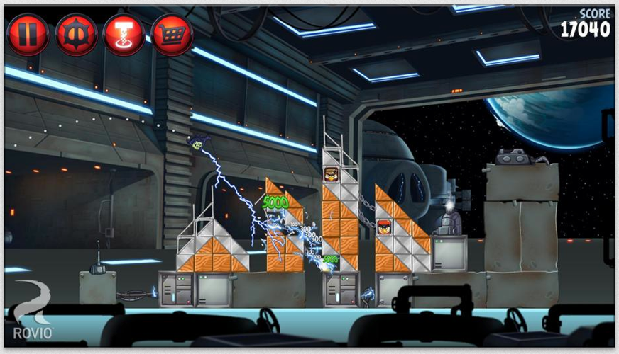 Apple、「今週のApp」として「Angry Birds Star Wars II」を無料で配信中