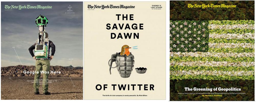 Apple、The New York Times Magazineの元デザインディレクターを採用