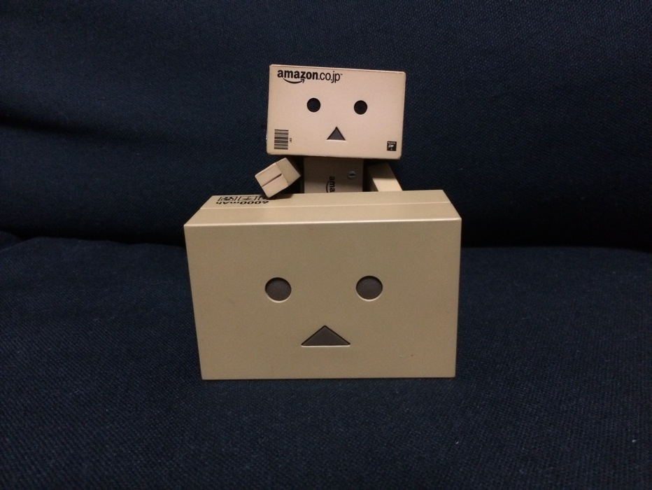 「cheero Power Plus DANBOARD version -mini-」がAmazonで在庫復活中!
