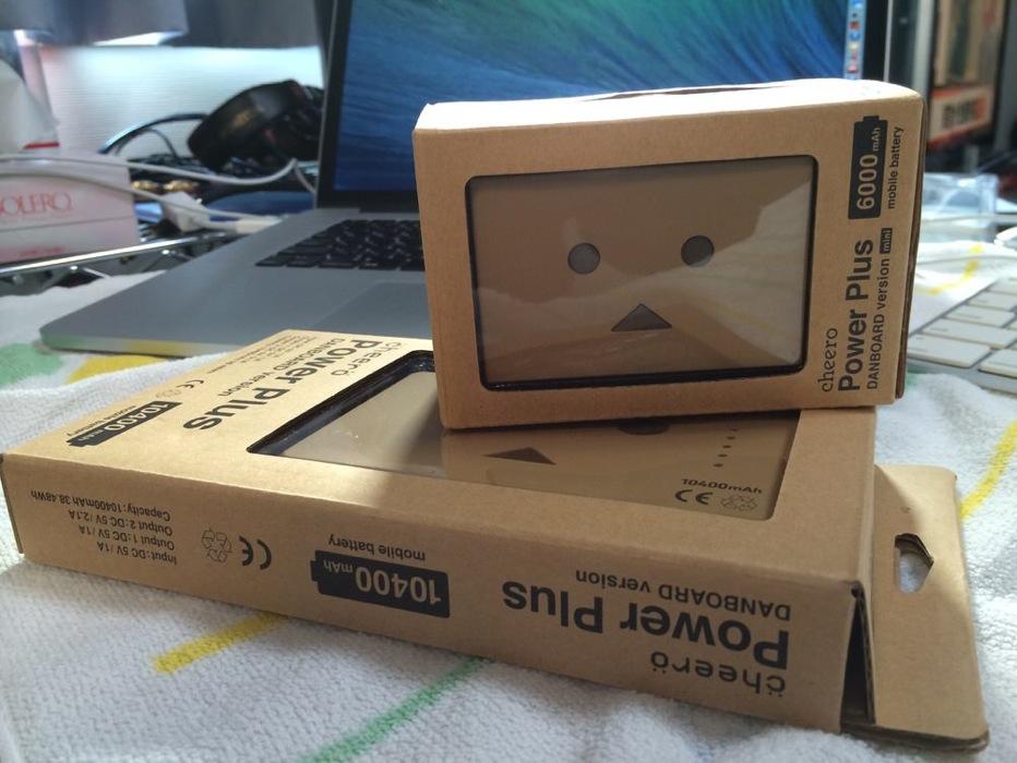 Amazon、ダンボーの目が光る「cheero Power Plus DANBOARD version -mini-」を2,600円で特価販売中(10月11日タイムセール)