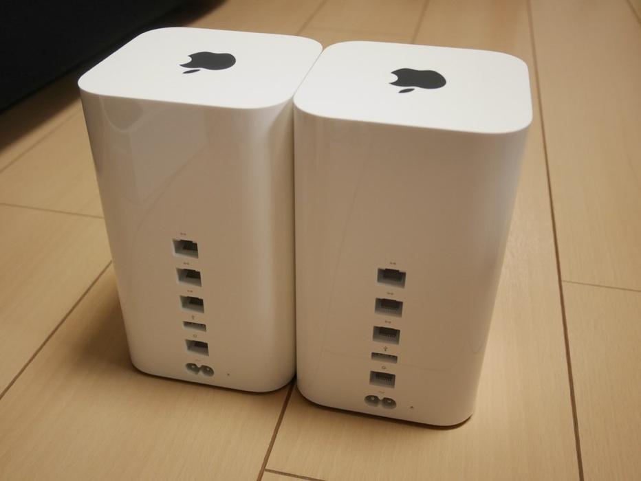 Apple、「AirMac」シリーズの開発終了を発表