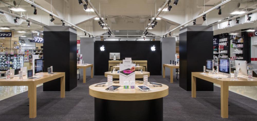 ビックカメラ池袋本店パソコン館、1月18日に「Appleショップ」をリニューアルオープン