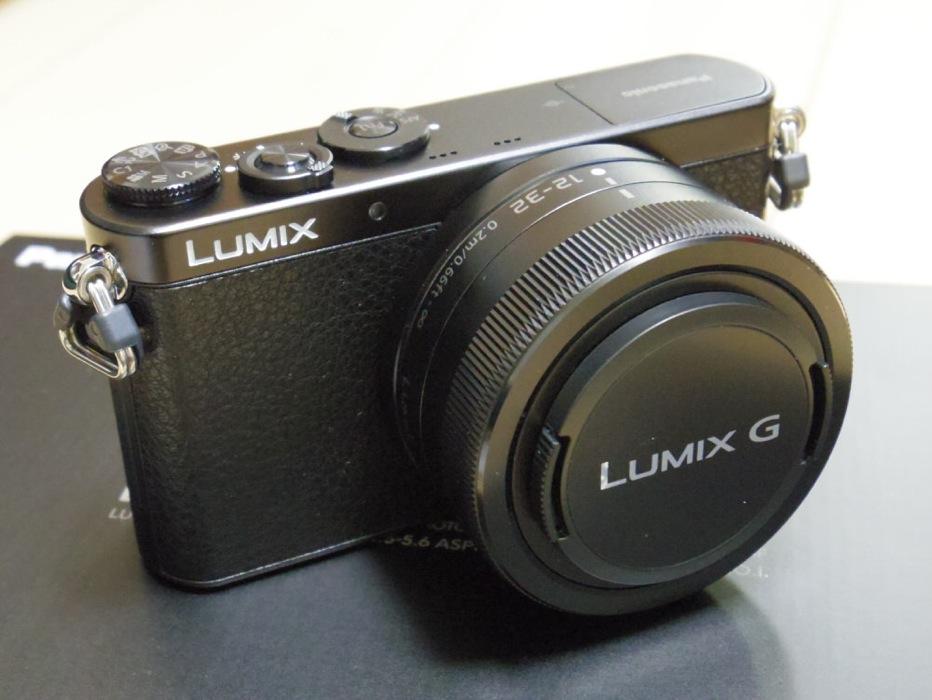 パナソニック、ミラーレス一眼「LUMIX DMC-GM1K」をチェック
