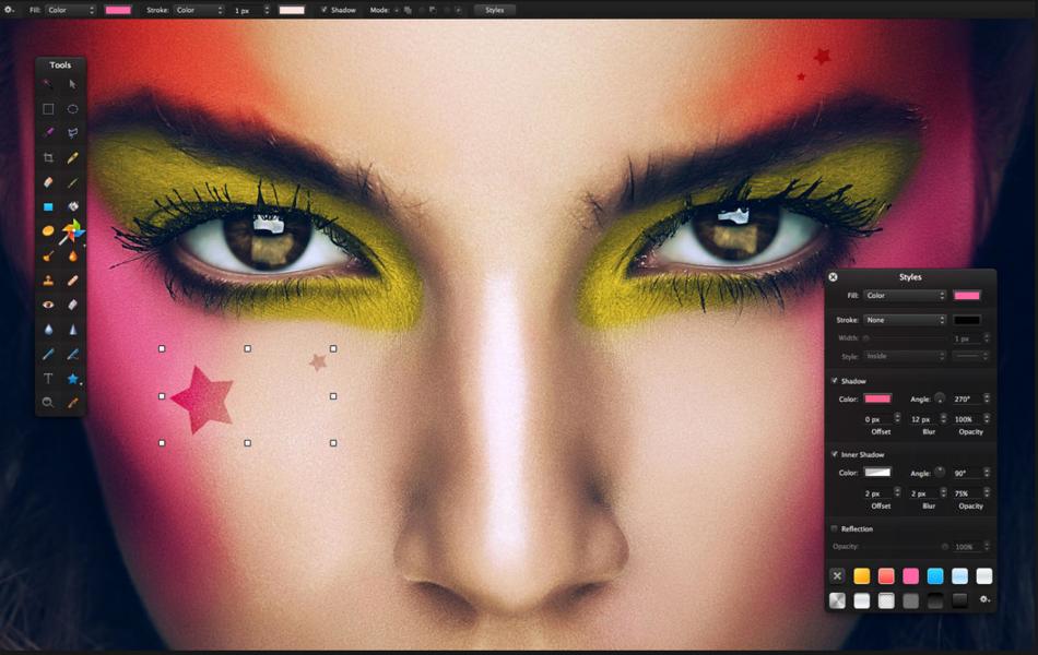 Pixelmator Team、「Mac Pro (Late 2013)」に対応するなどした「Pixelmator 3.1」リリース