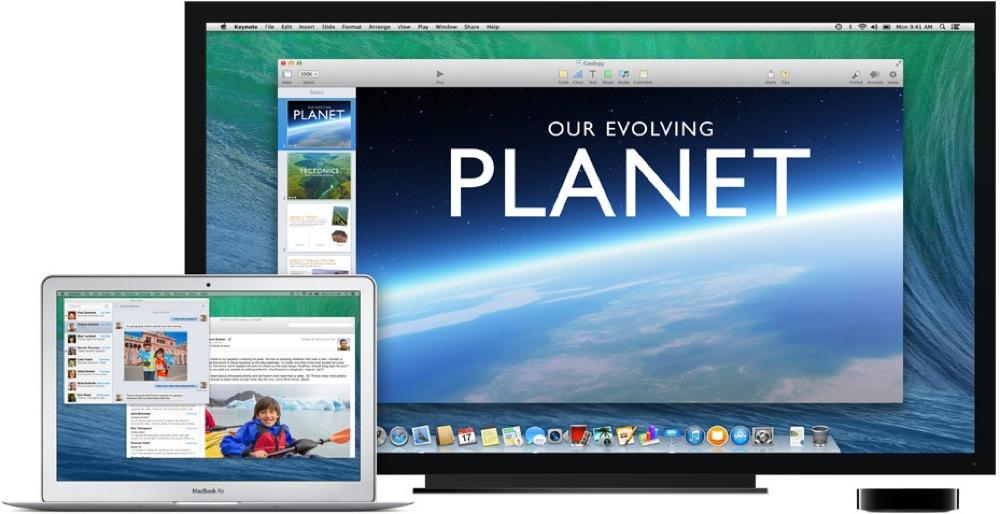 Apple、「Mac Pro (Late 2013)」「MacBook Pro (Late 2013)」でAirPlayミラーリング機能に関する問題を確認