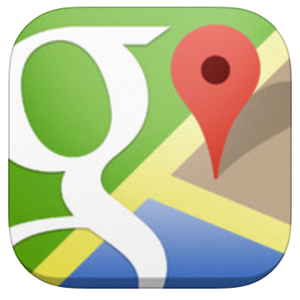 Googlemapsiosicon