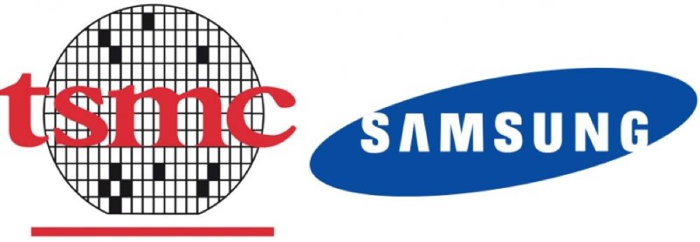 Tsmc samsung logo 800x278