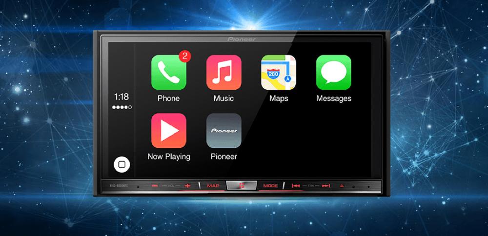 Pioneer、日本でも2014年中に「CarPlay」への対応を進めると発表