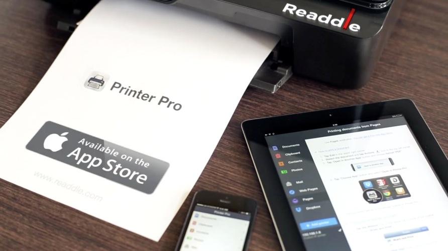 Printerproiphone